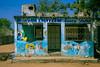 FQ9A6075 (gaujourfrancoise) Tags: africa portraits shops colored senegal coloré afrique boutiques traders nianing tradespeople commercants gaujour naïvepaintingspeinturesnaïves dibiteries