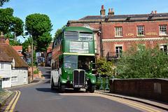 RT1700 Farningham (John A King) Tags: bridge river village preserved darent rt1700 farningham route401