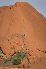 T92A0079 (Alex E. Proimos) Tags: rock climb tour nt top australia hike end uluru northern ayres territory aborigines abos