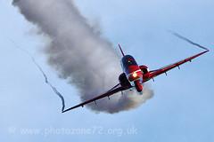 0030 R6 Incoming (photozone72) Tags: canon aviation lincolnshire 7d reds redarrows raf redwhiteblue rafat scampton