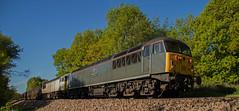 Higham Grids (thestig2) Tags: uk classic modern grid derbyshire may rail railway loco 15 class locomotive 20 railways 20th 56 midland dcr mainline 2015 higham 56103 56312 6z36