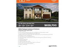 Lot 921 Elara, Marsden Park NSW