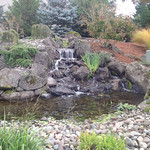 "Charming Water Feature by Greenhaven Landscapes <a style=""margin-left:10px; font-size:0.8em;"" href=""http://www.flickr.com/photos/117326093@N05/18353187002/"" target=""_blank"">@flickr</a>"