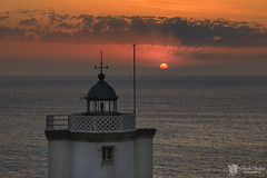 Faro de Mera (Chencho Mendoza) Tags: lighthouse faro galicia mera acorua chenchomendoza