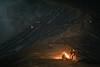 Ijen Crater Rim (eggysayoga) Tags: mist mountain fog sunrise landscape dawn java nikon sigma os east adventure mount bonfire crater gunung sulfur rim jawa timur 70200mm tambang ijen kawah banyuwangi d810 buruh bondowoso apiunggun belerang bibirkawah