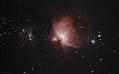 Orion Nebula (Themagster3) Tags: night nebula astrophotography orion astronomy nightsky orionnebula