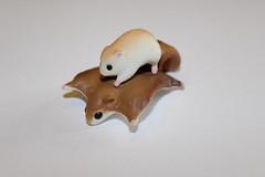 Gashapon (NnutsLefaon) Tags: animal kawaii hamster gashapon cureuil volant candysan