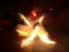Fireworks , Diables (32) (calafellvalo) Tags: noche fireworks calafell fuegosartificiales nit plvora traca diables masclet calafellvalo castelldefoc diablesdecalafell guaitels festamajordecalafell diablesfireworksfuegosartificialescalafellcalafellvalo