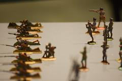 Polish infantry toy soldiers (quinet) Tags: 2015 museumofthepolisharmy muzeumwojskapolskiego poland spielzeug varsovie warsaw warschau warsowa jouets toys