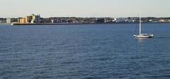 Ystad Seafront (brandsvig) Tags: ystad july 2016 stersjn balticsea skne sverige sweden seafront harbour hamn