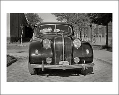 Vehicle Collection (7096) - Opel Admiral (Steve Given) Tags: army 1930s hungary ww2 admiral opel worldwartwo motorvehicle workingvehicle staffcar