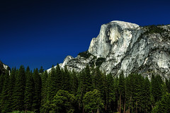 Half Dome (Abel AP) Tags: landscape halfdome yosemite yosemitenationalpark california usa scenic nature northerncalifornia nationalpark outdoor mountain trees