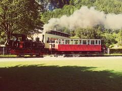 steam train at Achenseebahn (treska83) Tags: steam train achensee riggenbachrack