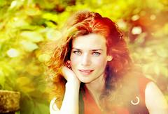 (pepa kostova) Tags: blue portrait girl beautiful eyes bulgaria pleven nikond60 kailaka