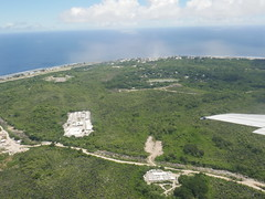 This is Nauru, one of The smallest countrys in The world.