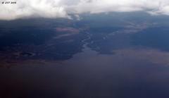Waccasassa River & Bay (zeesstof) Tags: aerial aerialview coast coastalswamp commercialflight flight florida geotagged river tampatohouston united vacation waccasassabay waccasassabaystatepreserve waccasassariver windowseat windowview zeesstof