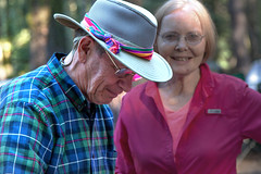 Phil and Linda _4118 (hkoons) Tags: aspen group jackson meadow reservoir peace corps spring unit tahoe national forest 2016 sierra sierras campout mountians recreation rpcv