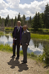 Funny - Dave and Andrew (nicoangleys) Tags: sotowedding wedding tetons family