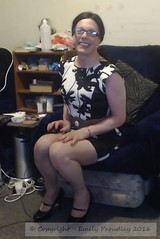 July 2016 (emilyproudley) Tags: crossdresser cd tv tvchix tranny trans transvestite transsexual tgirl tgirls convincing dress feminine girly cute pretty sexy transgender glasses xdresser highheels gurl