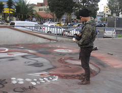 fp3 (MildredGuerrero) Tags: art dinero pedir seor quito pichincha ecuador