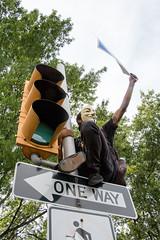IMG_1372 (Becker1999) Tags: dnc philadelphia democraticconvenion protest bernie bernieorbust democracy 2016 rollcall vote wellsfargo wellsfargocenter