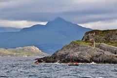 IMG_4763 (Mal Grey) Tags: knoydart inverie lochnevis mallaig canoeing