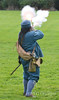Musket Fire (gizmograinger) Tags: llancaiachfawrmanornelsonwales kingsfayrellancaiachfawr2016 musket kingcharles military gunpowder englishcivilwarhistory gun gunfire