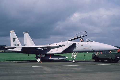 F-15C 53rd TFS