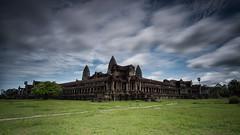 Angkor Wat (RoosterMan64) Tags: angkorwat cambodia clouds landscape siemreap krongsiemreap kh