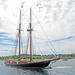 NS-02311 - Bluenose II backing out