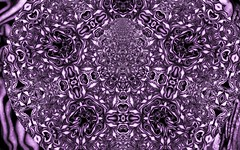 Beautiful Kaleidascope Playmaterial (Pictoscribe) Tags: pictoscribe red cabbage fractals digital fun texture pattern shapes poetry urpatron