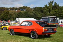 Ford Capri RS3100 (<p&p>photo) Tags: 1972 70s 1970s fordcapri rs3100 ford caprirs3100 fordcaprirs3100 capri sda10l paddock dounehillclimb doune hill climb september2016 september 2016