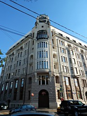 moskva9 (Horosho.Gromko.) Tags: moscow city russia summer street building