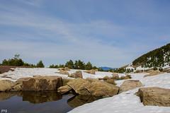 Lagunas de Neila (Burgos) (_JMG_) Tags: naturaleza lake snow nature nikon snowy nieve laguna burgos nevado lagunas neila 18140 d7100 lagunasdeneila