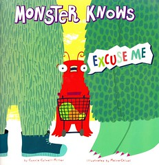 Monster Knows Excuse Me (Vernon Barford School Library) Tags: new school monster reading book high library libraries reads books super read paperback cover junior covers monsters bookcover pick middle vernon quick recent picks manner qr bookcovers nonfiction paperbacks manners excuseme barford softcover quickreads quickread vernonbarford softcovers superquickpicks superquickpick 9781479584260 conniecolwellmiller mairachiodi