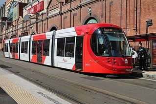 Sydney Light Rail - 2114