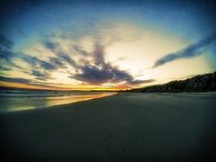 Sunset GoPro 4k