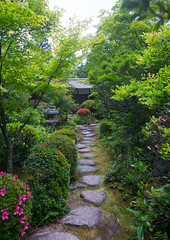 Garden in koto-in zen buddhist temple in daitoku-ji, Kansai region, Kyoto, Japan (Eric Lafforgue) Tags: travel trees heritage tourism japan vertical gardens architecture night garden landscape outdoors photography tokyo scenery kyoto asia day exterior path traditional culture nobody nopeople architectural zen daytime idyllic preservation traditionalculture tranquillity tranquilscene landscaped daitokuji culturalproperty nonurbanscene touristdestination 0people traveldestination colourimage kansairegion colourpicture traditionallyjapanese japan161642
