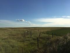 Williston Field (Rock Water) Tags: clouds fields bucolic willistonnorthdakota