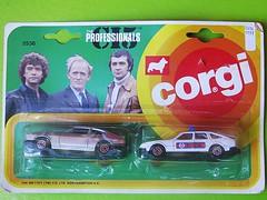 The Professionels (streamer020nl) Tags: greatbritain ford toys capri tv corgi model police rover jr junior gb juniors 1977 diecast 3500 jouets tvseries 2536 spielwaren mettoy professionels