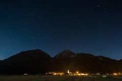 Am Heiterwanger See, Tirol-5210 (Holger Losekann) Tags: heiterwang tirol sterreich at tyrol austria nachtaufnahme nightshot sterne sternenhimmel stars berge mountains starsinthesky