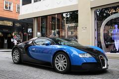 Bugatti Veyron 16.4 (R_Simmerman Photography) Tags: street blue summer black london hotel store garage united parking uae july kingdom harrods arab saudi 164 bugatti mayfair qatar supercars valet combo veyron sloane 2016 sportcars londoncars knightbridge hypercars carsoflondon