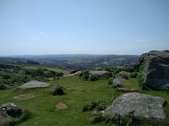 Dartmoor, taken around Haytor and Bonehill Rocks. (Chris@YellowMopArt) Tags: dartmoor devon moorland bonehillrocks widecombe