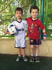 IMG_8268 (Dan_lazar) Tags: barcelona friends israel football cloths  yoav gan herzlia  classico    lazar almog