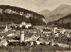 Feldkirch (CardCollector & HobbyPhotographer) Tags: albumenprint austria vorarlberg feldkirch 1887