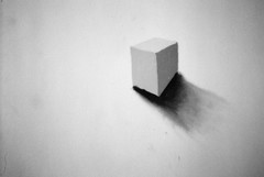 Cube (nils_aksnes) Tags: blackandwhite bw glasgow pinhole ilford wppd worldwidepinholephotographyday ondu ondu135