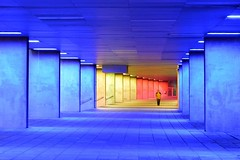 Rotterdam (The Netherlands) - Museumpark - N.A.I - 3 (Bjorn Roose) Tags: bjornroose bjrnroose nederland netherlands niederlnde paysbas rotterdam zuidholland architecture architectuur museumpark
