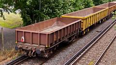 MHA 394837 (JOHN BRACE) Tags: from park english wagon scottish converted welsh coal hopper ballast haa crawley livery mha goffs 394837