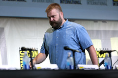 Robert Kirkman (Gage Skidmore) Tags: dave erickson alpert greg nicotero robert kirkman gale anne hurd colman domingo kim dickens cliff curtis frank dillane mercedes mason alycia debnam carey lorenzo james henrie danay garcia fear walking dead amc san diego comic con international california convention center