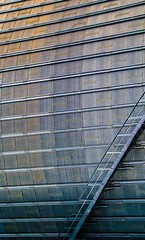 silo 202 (ammozug) Tags: silo abstract metal color staircase